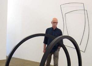 Jean Mauboulès 2019 im Kunstraum Medici