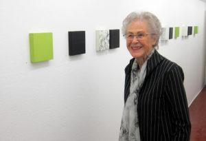 Anne Rüede 2021 in der Löiegruebe in Solothurn. (Foto: Eva Buhrfeind)