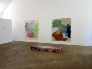 Werke von Barbara Müller und Stefan Gritsch im Kunstraum Medici Solothurn. Foto: Eva Buhrfeind)